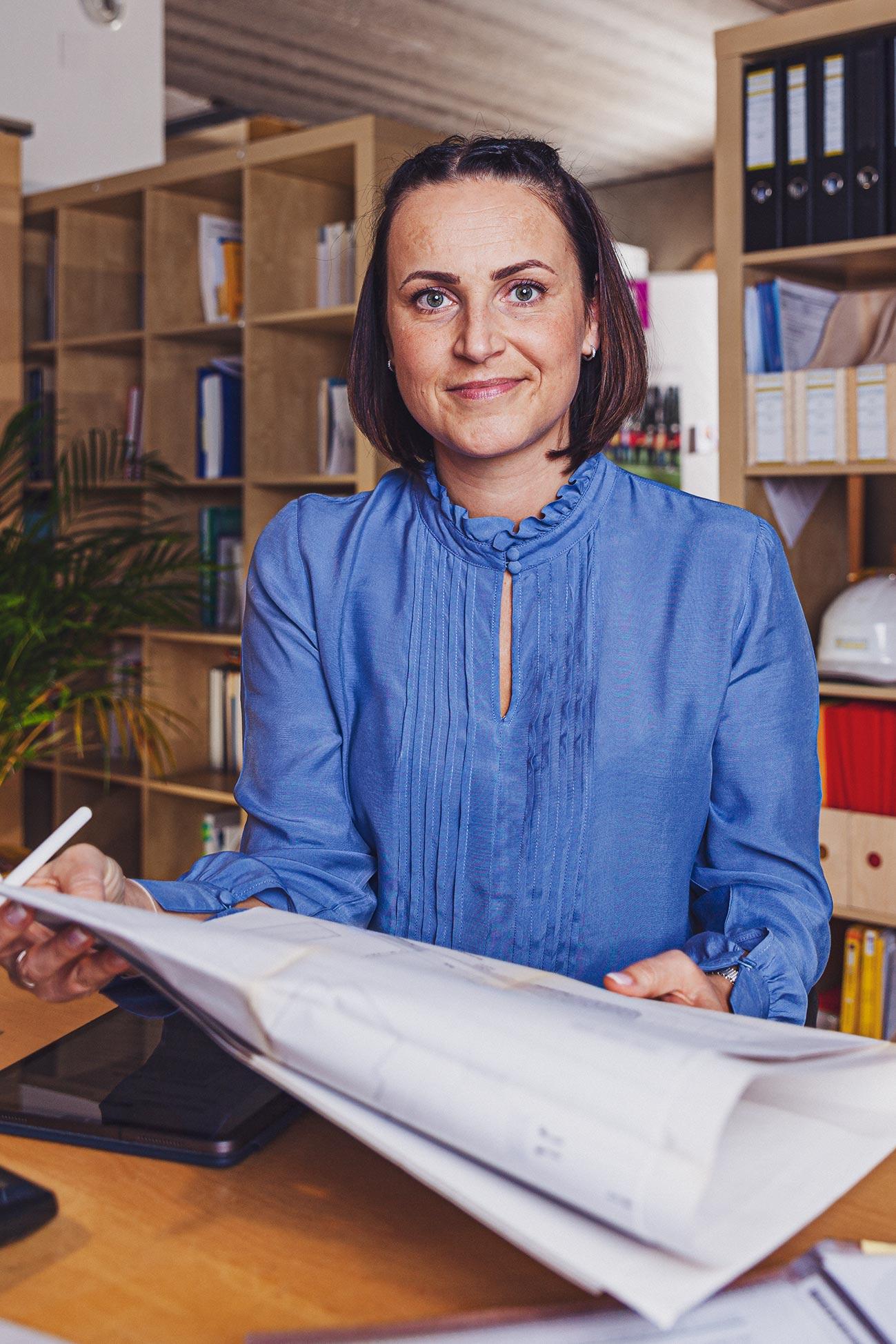 Porträtfoto Viktoria Kraft
